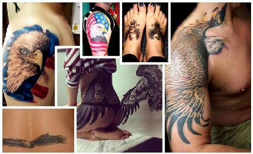 Eagle Tattoo Ideas